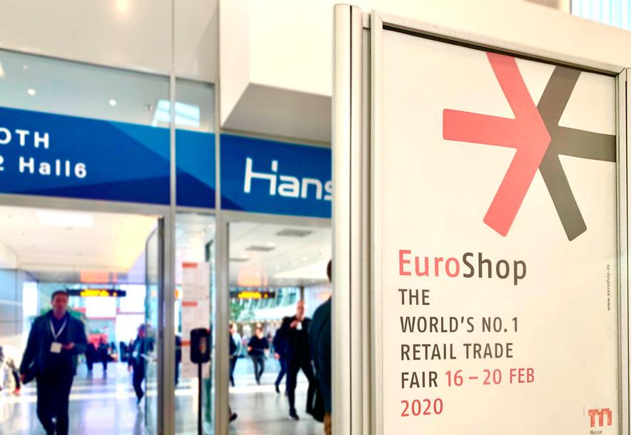 Multigraf en Euroshop