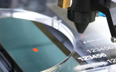 Nueva máquina de cortes láser y grabados