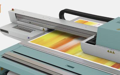 En Multigraf incorporamos una nueva máquina de impresión digital