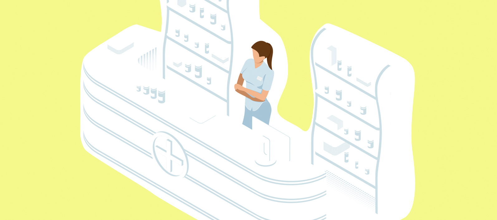Multigraf, experta en PVL para farmacias