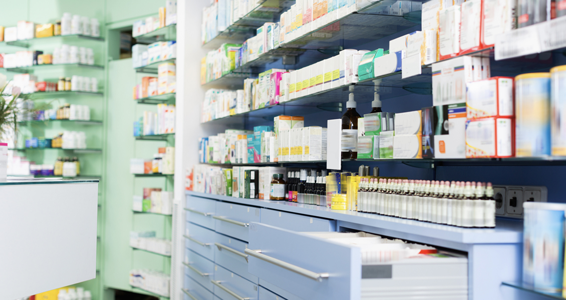 PLV para farmacias