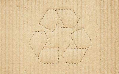 PLV en papel y cartón ecológicos