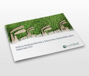 Política Medioambiental de Multigraf para PLV Sostenible